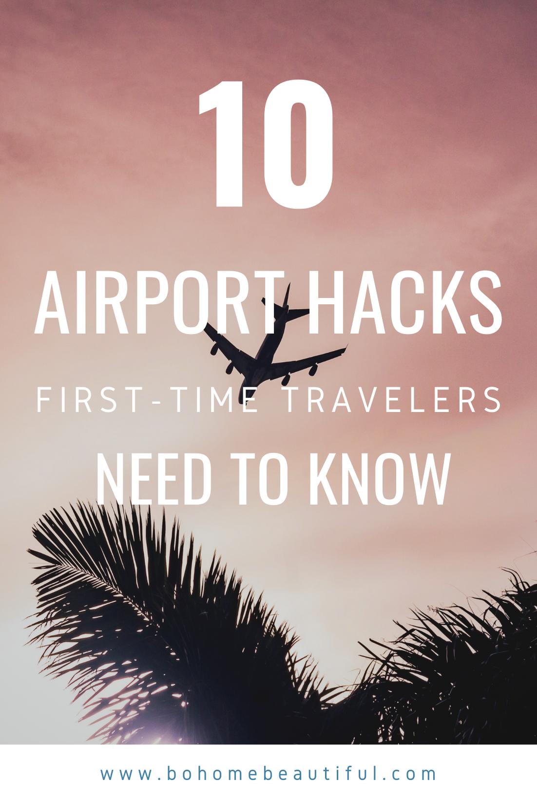 1o ultimate airport hacks